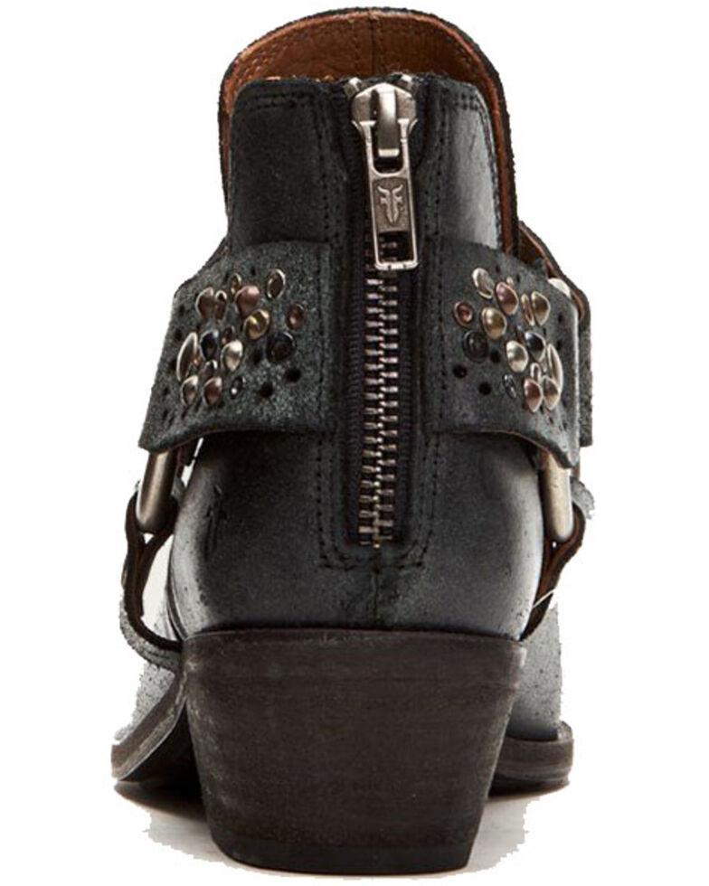 Frye Women's Ray Deco Fashion Booties - Round Toe, Black, hi-res