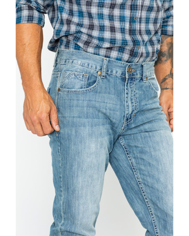 Cody James Men's Winslow Slim Fit Jeans - Straight Leg, Blue, hi-res