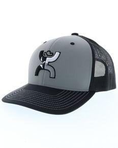 ef24510f658 HOOey Men s Grey Texican Trucker Cap