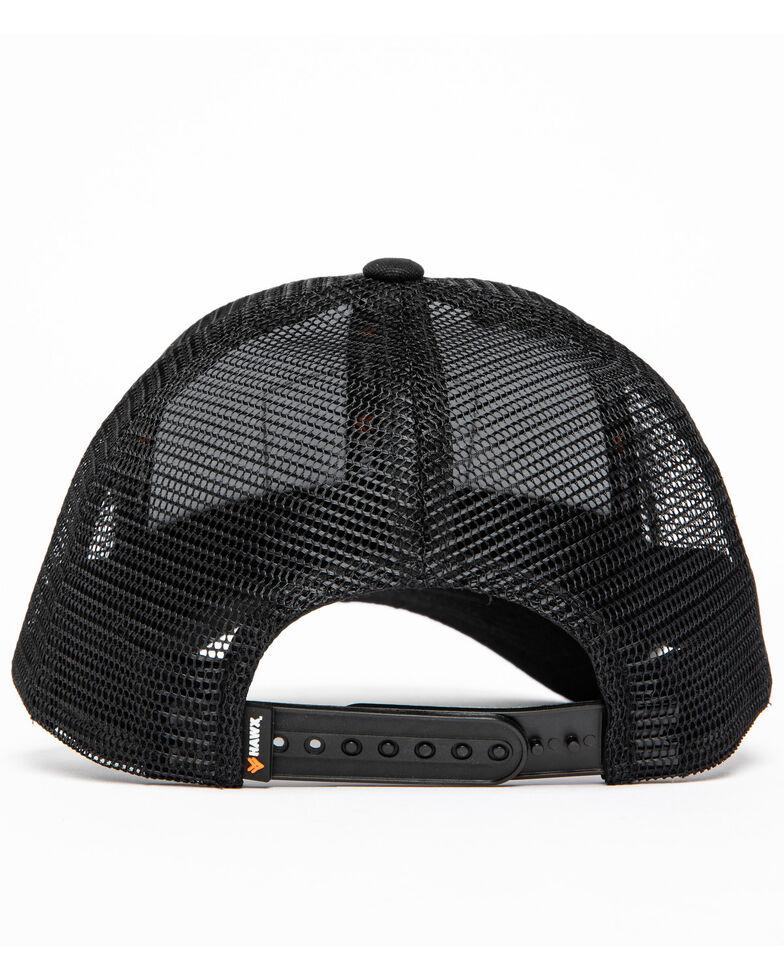 Hawx Men's Black Logo Patch Cap , Black, hi-res