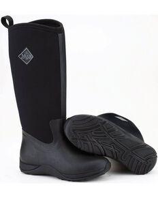 Muck Boots Black Arctic Adventure Boots, Black, hi-res