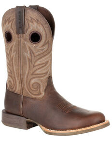 Durango Men's Rebel Pro Flaxen Brown Western Boots - Round Toe, Brown, hi-res