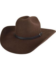 Bailey Men s Pecan Traveller 2X Wool Felt Cowboy Hat 794818009a39