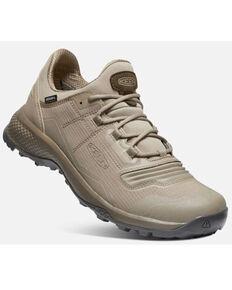 Keen Men's Timberwolf Tempo Flex Lace-Up Waterproof Hiking Shoe , Brown, hi-res