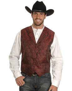 Rangewear by Scully Dragon Vest, Red, hi-res
