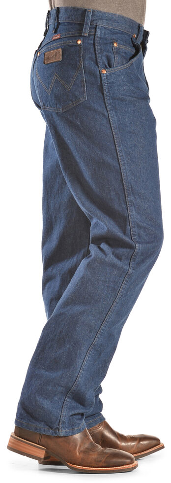 Wrangler 31MWZ Cowboy Cut Relaxed Fit Prewashed Jeans , Indigo, hi-res