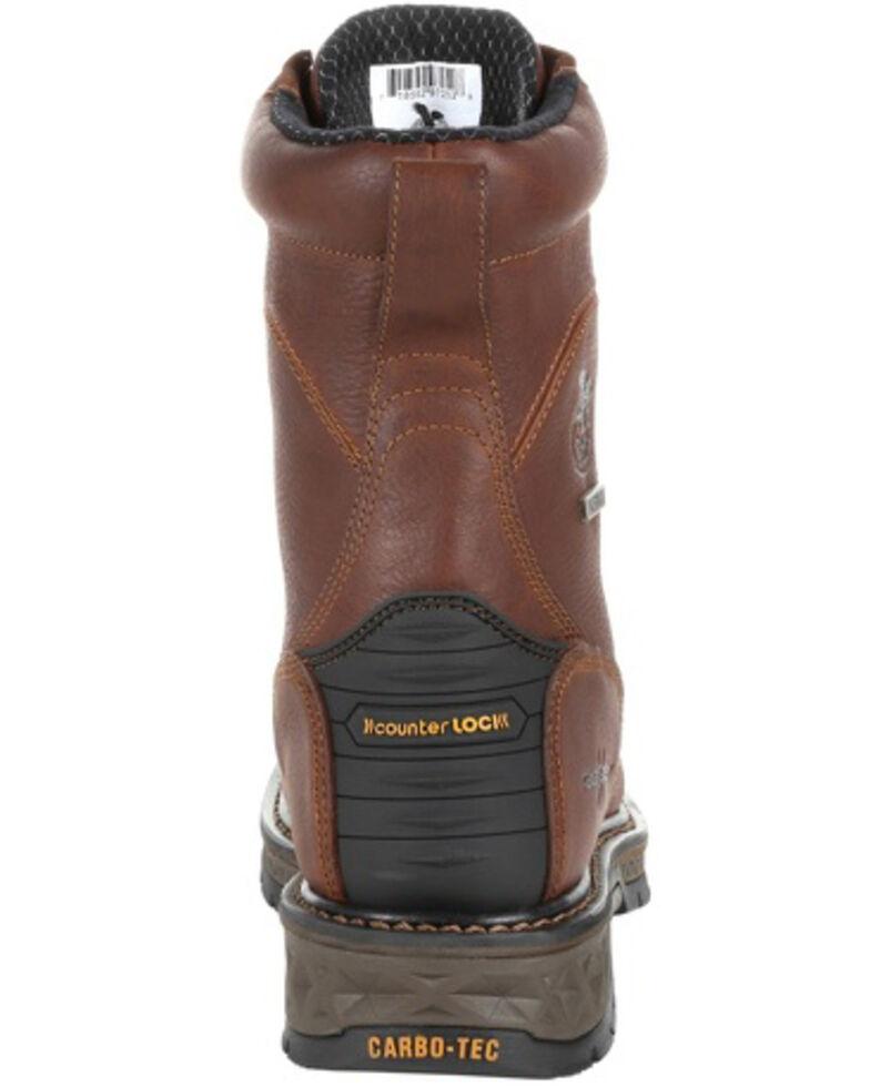 Georgia Boot Men's Carbo-Tec LT Waterproof Work Boots - Steel Toe, , hi-res