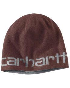 Carhartt Men's Greenfield Reversible Beanie, Tan, hi-res