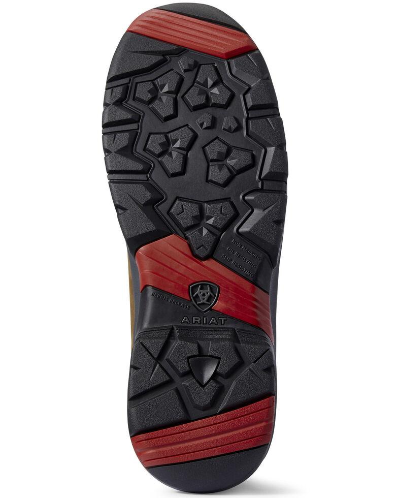 Ariat Men's 360 Stryker Work Boots - Soft Toe, Brown, hi-res