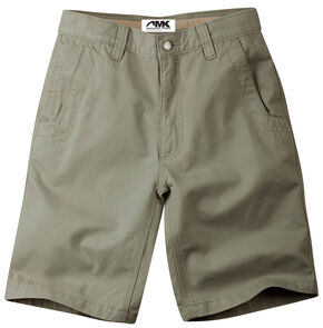 Mountain Khakis Men's Olive Teton Relaxed Fit Shorts, Olive, hi-res