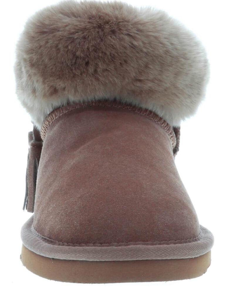 Lamo Footwear Women's Elisa Winter Boots - Round Toe, Medium Grey, hi-res
