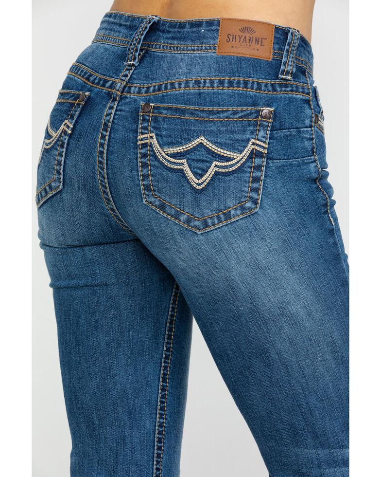Shyanne Life Women's Light Riding Boot Jeans , Blue, hi-res