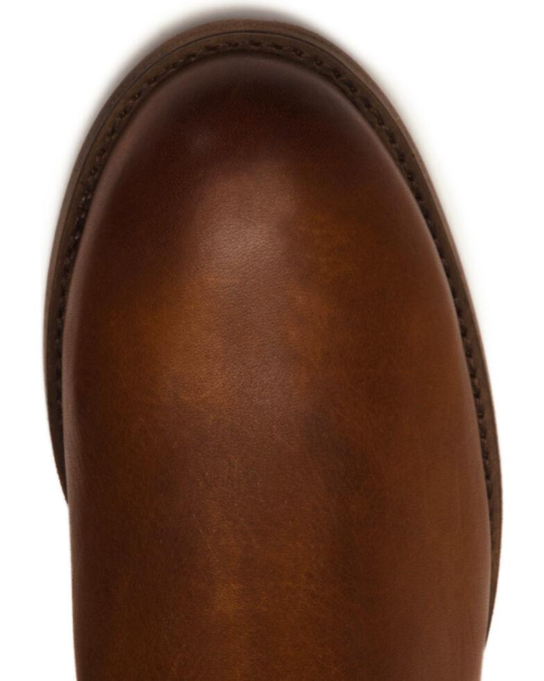 ee987e4843b Frye Women s Cognac Melissa Button 2 Tall Boots - Round Toe ...