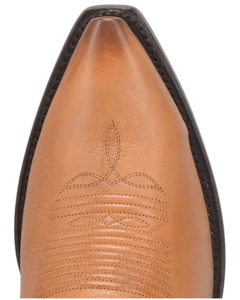 Dan Post Men's Wind River Western Boots - Snip Toe, Cognac, hi-res