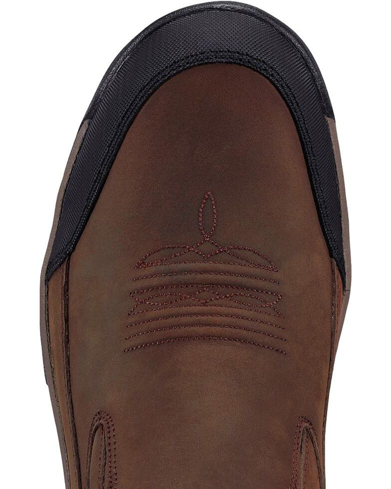 Ariat Rockwood Slip-On Casual Shoes, Distressed, hi-res