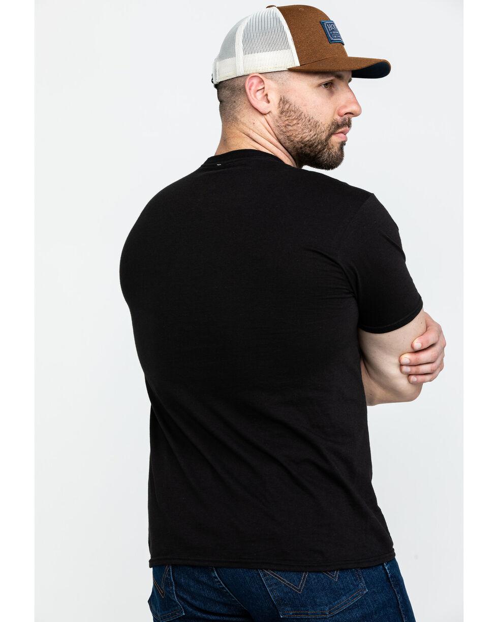 Moonshine Spirit Men's Eagle Barrel Graphic T-Shirt , , hi-res