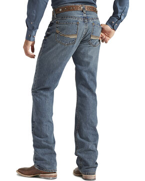 Ariat Denim Jeans - M2 Smokestack Relaxed Fit - Big and Tall, Denim, hi-res