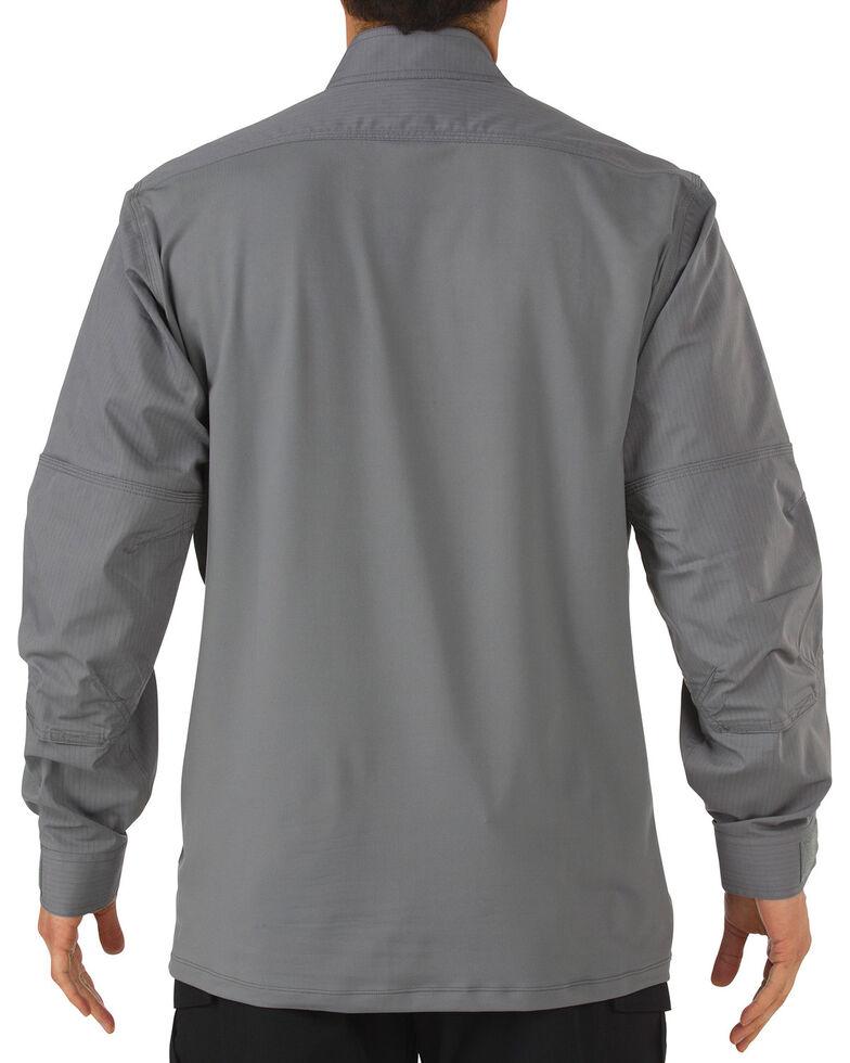 5.11 Tactical Stryke TDU Rapid Long Sleeve Shirt - 3XL, Storm, hi-res