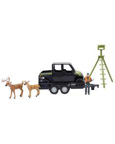Big Country Boys' Polaris Ranger Deer Hunting Toy Set, No Color, hi-res