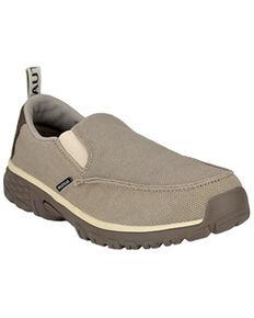 Nautilus Women's Tan Breeze Work Shoes - Alloy Toe, Tan, hi-res