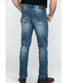 Cody James Core Men's Lake Tide Med Slim Straight Jeans  , Blue, hi-res