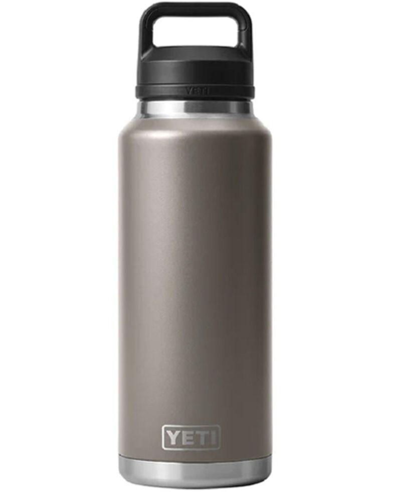Yeti Rambler 46oz Taupe Chug Cap Bottle, Taupe, hi-res