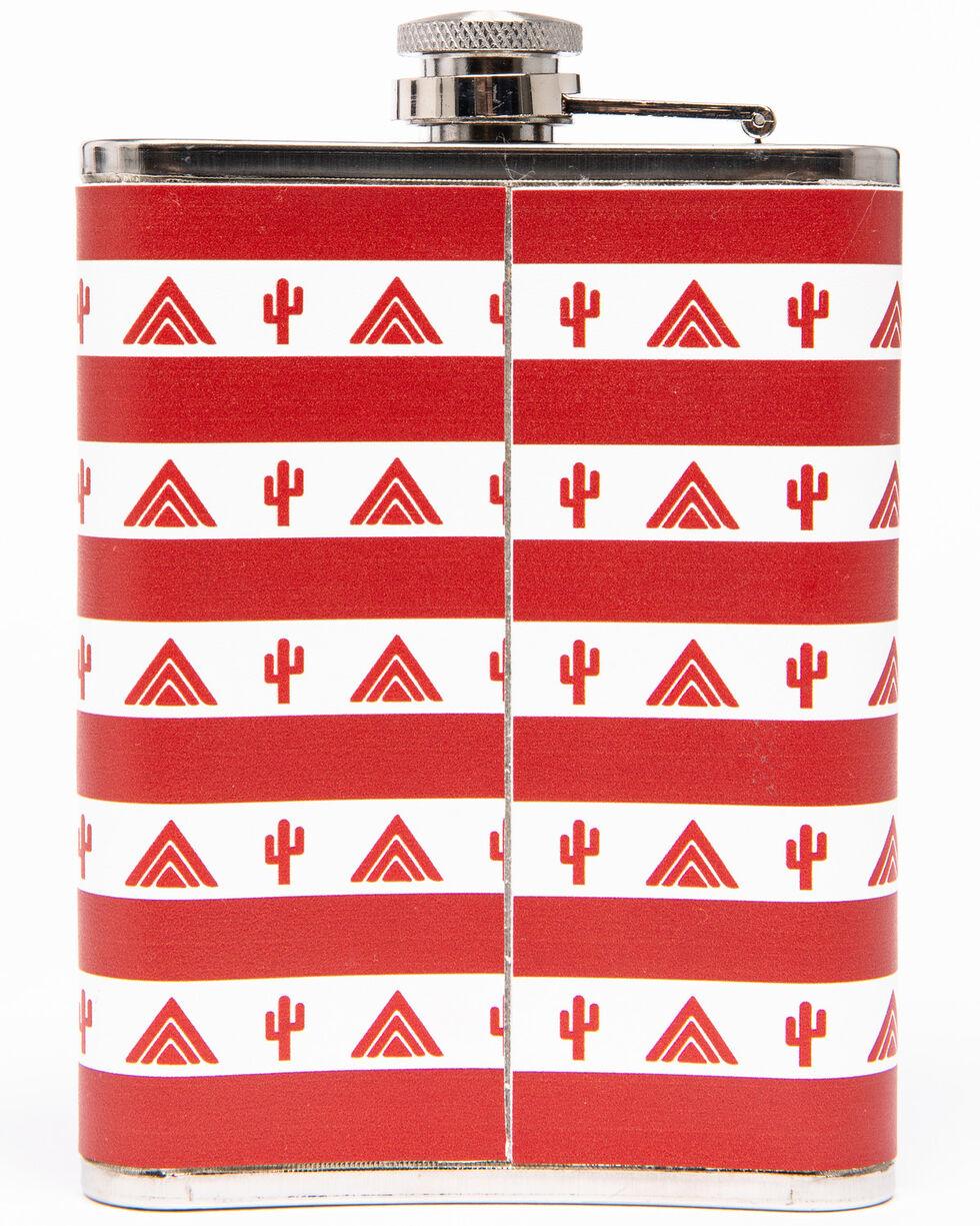BB Ranch Cactus Americana Flask, Multi, hi-res