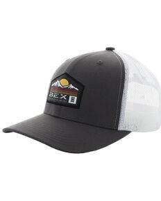 Bex Men's Legend Baseball Cap, Grey, hi-res