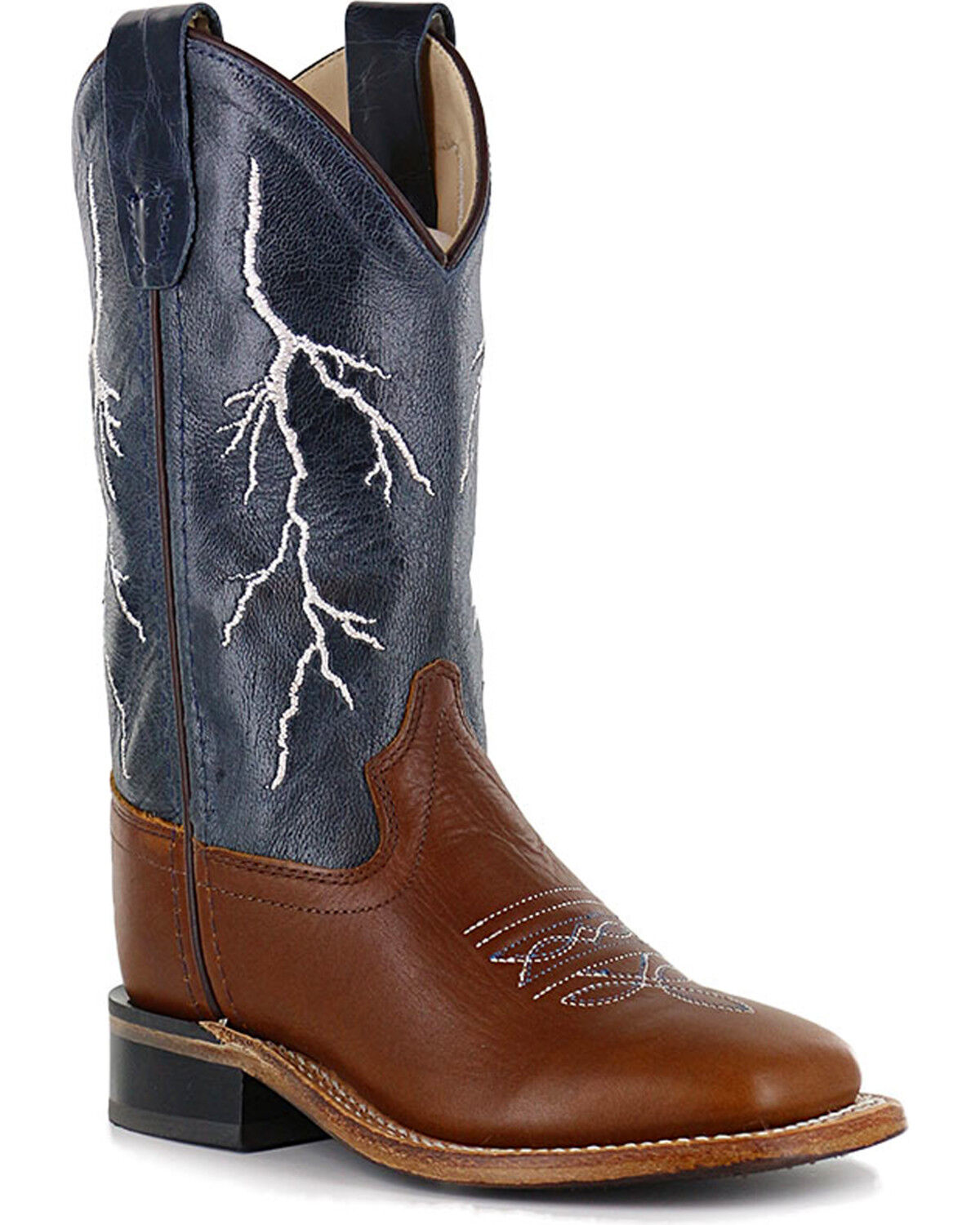 Kid/'s ToddlerGenuine Western Cowboy Boots in Best Colors