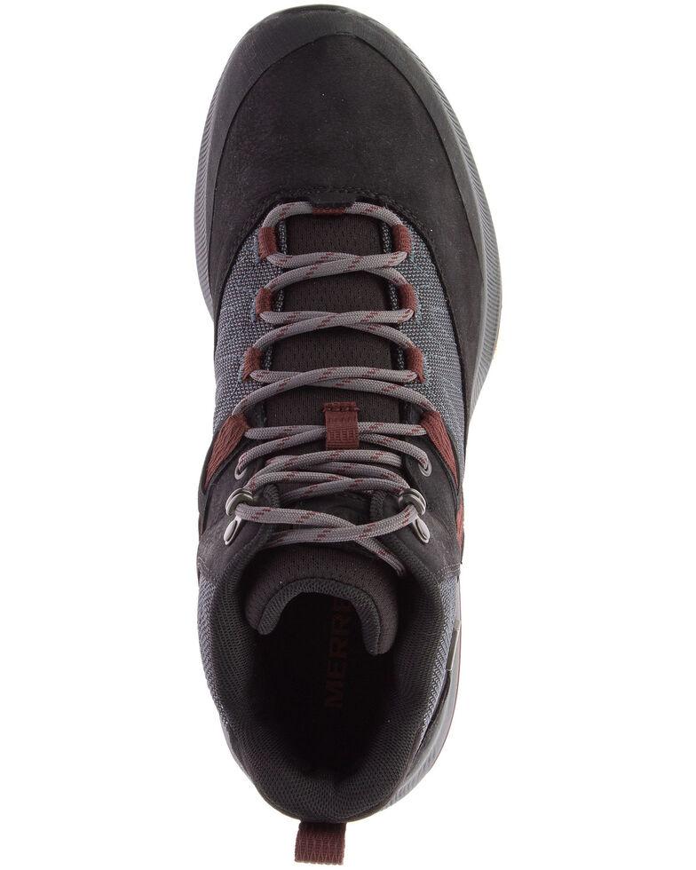 Merrell Men's Zion Waterproof Hiking Boots - Soft Toe, Black, hi-res