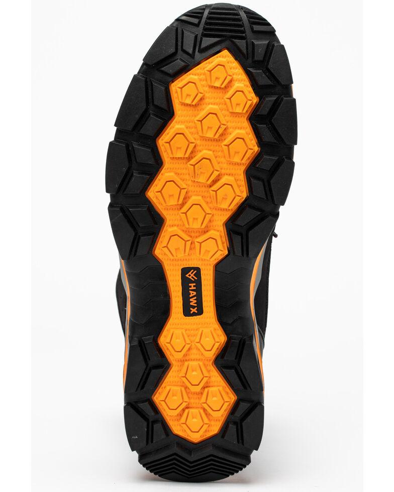 Hawx Men's Athletic Hiker Boots - Composite Toe, Black, hi-res