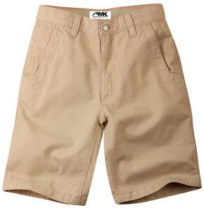 Mountain Khakis Men's Teton Relaxed Fit Shorts, Beige, hi-res