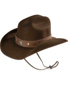 fc984ddd937 Bullhide Kids Horsing Around Wool Cowboy Hat