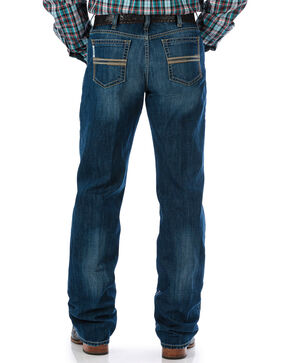 Cinch Men's White Label Relaxed Fit Jeans , Indigo, hi-res