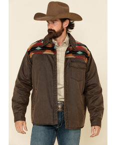 Outback Trading Co. Men's Ramsey Jacket , Brown, hi-res