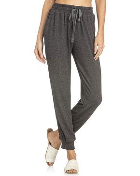 Miss Me Women's Lounge Pants, Charcoal, hi-res