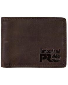 Timberland Pro Men's Wallet, Dark Brown, hi-res
