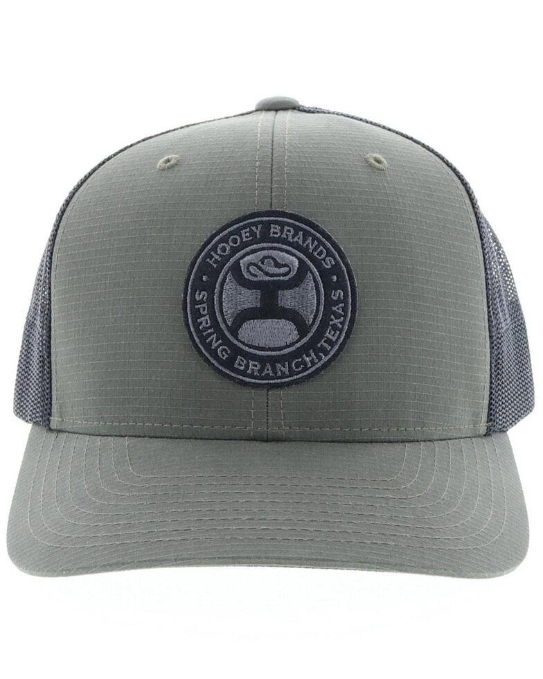 HOOey Men's El Camino Ball Cap , Olive, hi-res