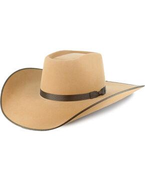 Serratelli 6X Catt Le Felt Cowboy Hat, Sand, hi-res