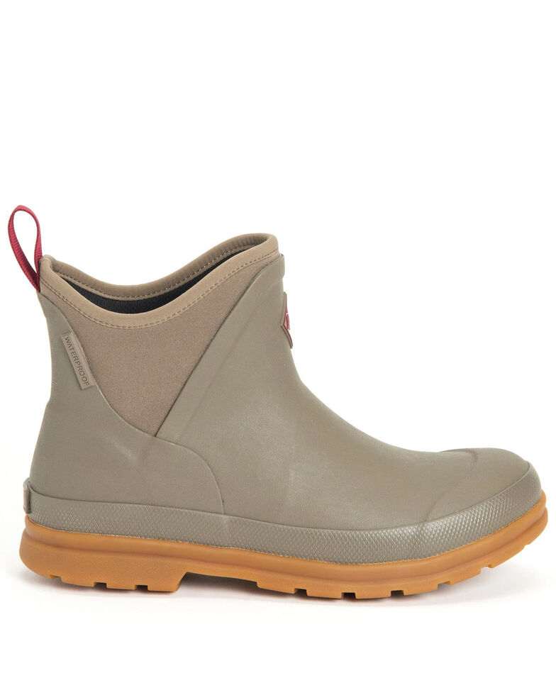 Muck Boots Women's Muck Originals Lace-Up Rubber Boots - Round Toe, , hi-res