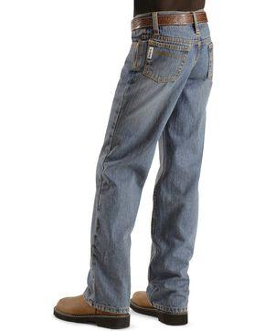 Cinch ® Boys' White Label Jeans - 8-16 Regular, Denim, hi-res