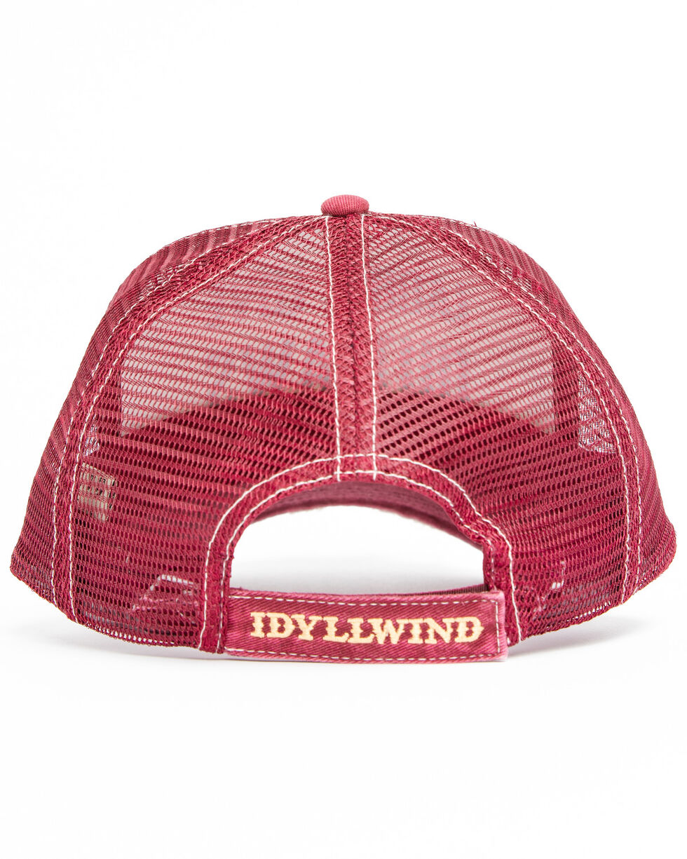 Idyllwind Women's Love Outlaws Cap , Ivory, hi-res