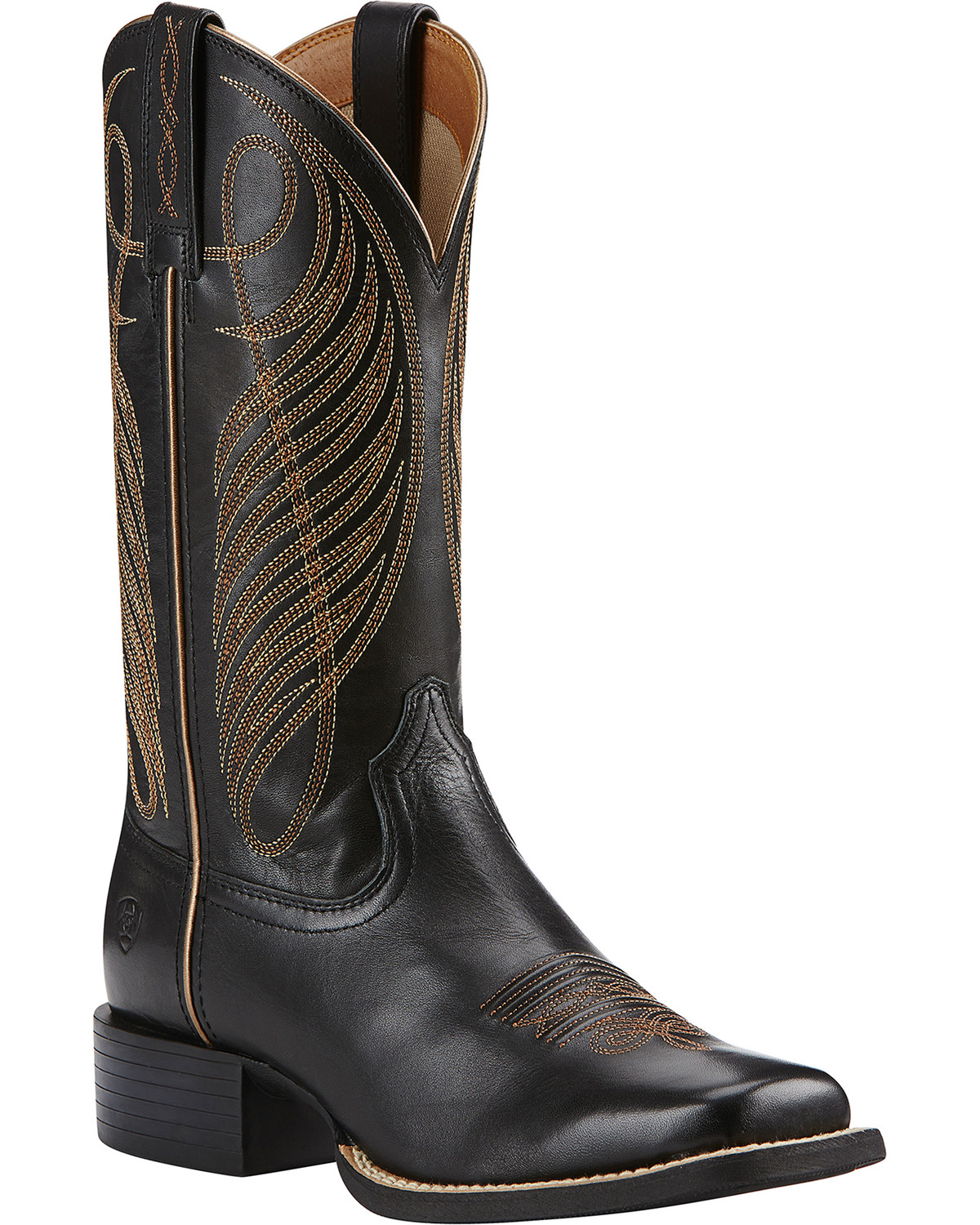 Ariat Women S Round Up Cowgirl Boots Square Toe