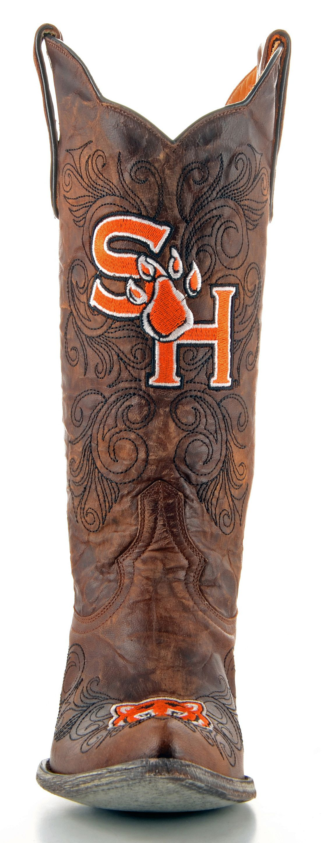 127f44ce10d74c Gameday Sam Houston State Cowgirl Boots - Pointed Toe - Country ...