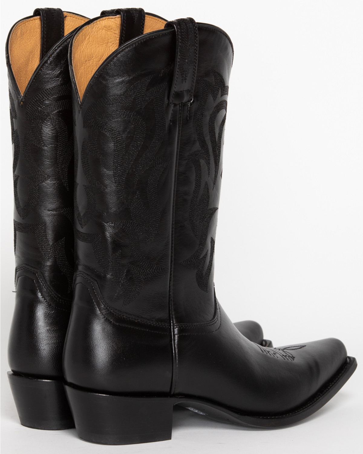 Shyanne Women S Black Cowgirl Boots Snip Toe Country