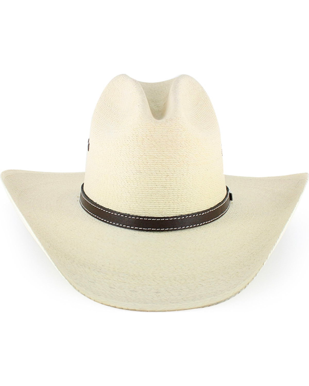 Atwood Men s Gus 7X Palm Leaf Straw Cowboy Hat - Country Outfitter e67f501a71c