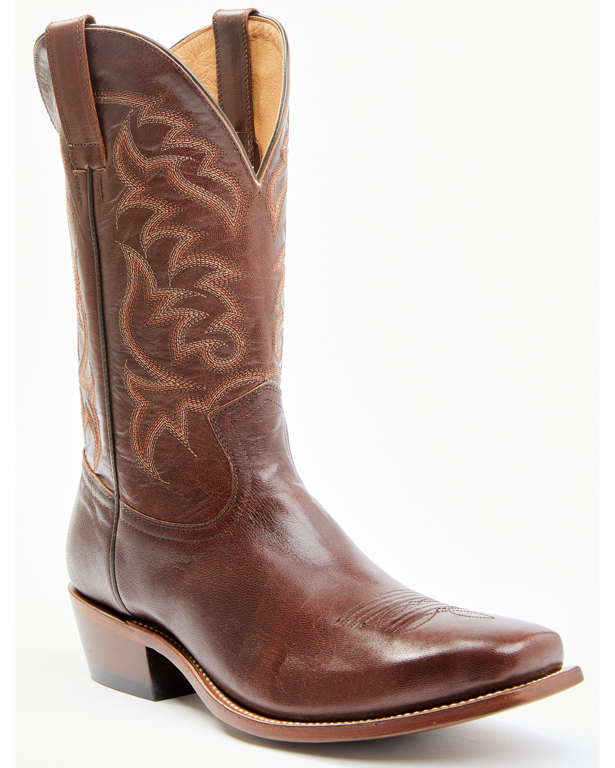 Moonshine Spirit Men S Western Boots Square Toe