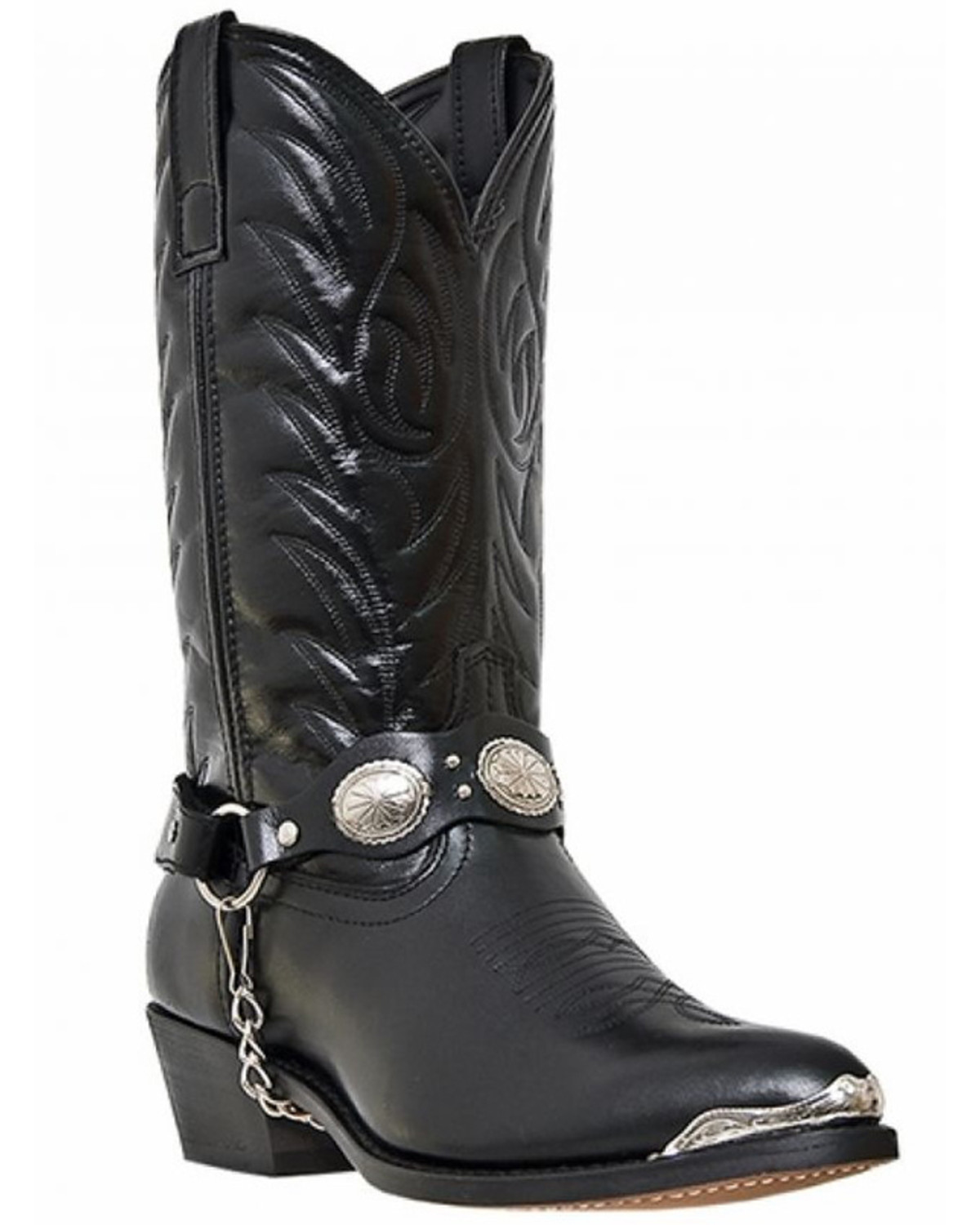 Laredo Concho Harness Boots Country Outfitter