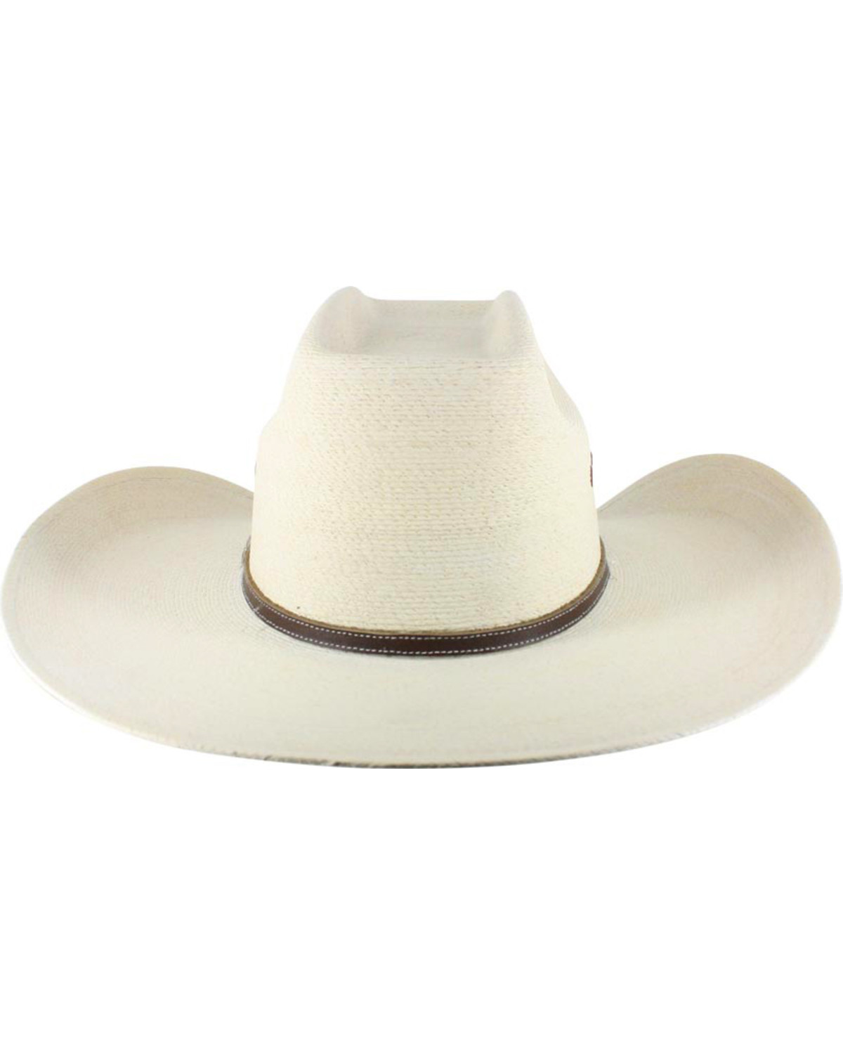 c0c1eaf91f162 Atwood Men s 7X Kaycee Palm Leaf Straw Cowboy Hat - Country Outfitter