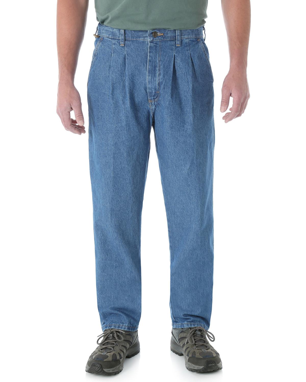 Wrangler Men S Rugged Wear Relaxed Angler Work Jeans Big
